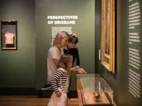 Perspectives of Brisbane exhibition at Museum of Brisbane