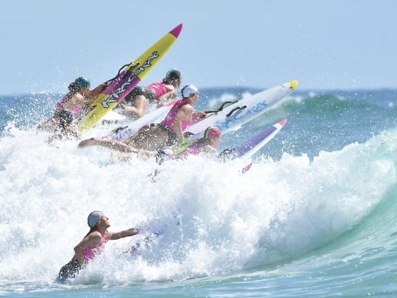 QLD State Championships Paddleboards