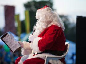 Scarborough Christmas Carols Santa Visit Moreton Bay Region