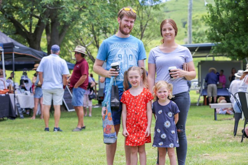Everyone loves heading to The Farm at Running Creek for their farm-gate market.