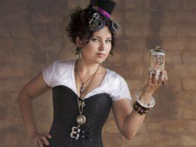 Steampunk Jewellery Artisan