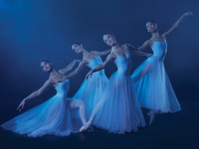 Queensland Ballet Artists. Photography Juli Balla