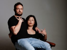 Andrew Dawson and Ting Lim