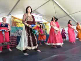 Bollywood at the TLCF