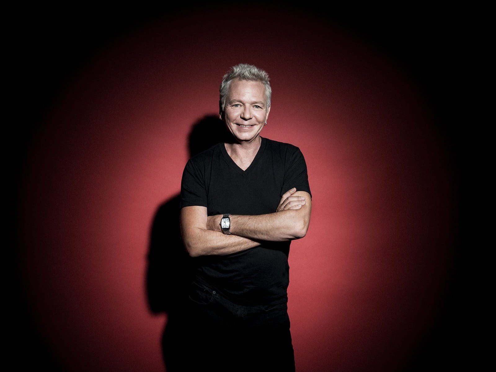 Iva Davies from ICEHOUSE