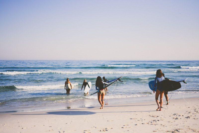 An epic weekend for ocean women across the generations.