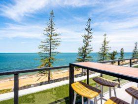 Margate Beach view
