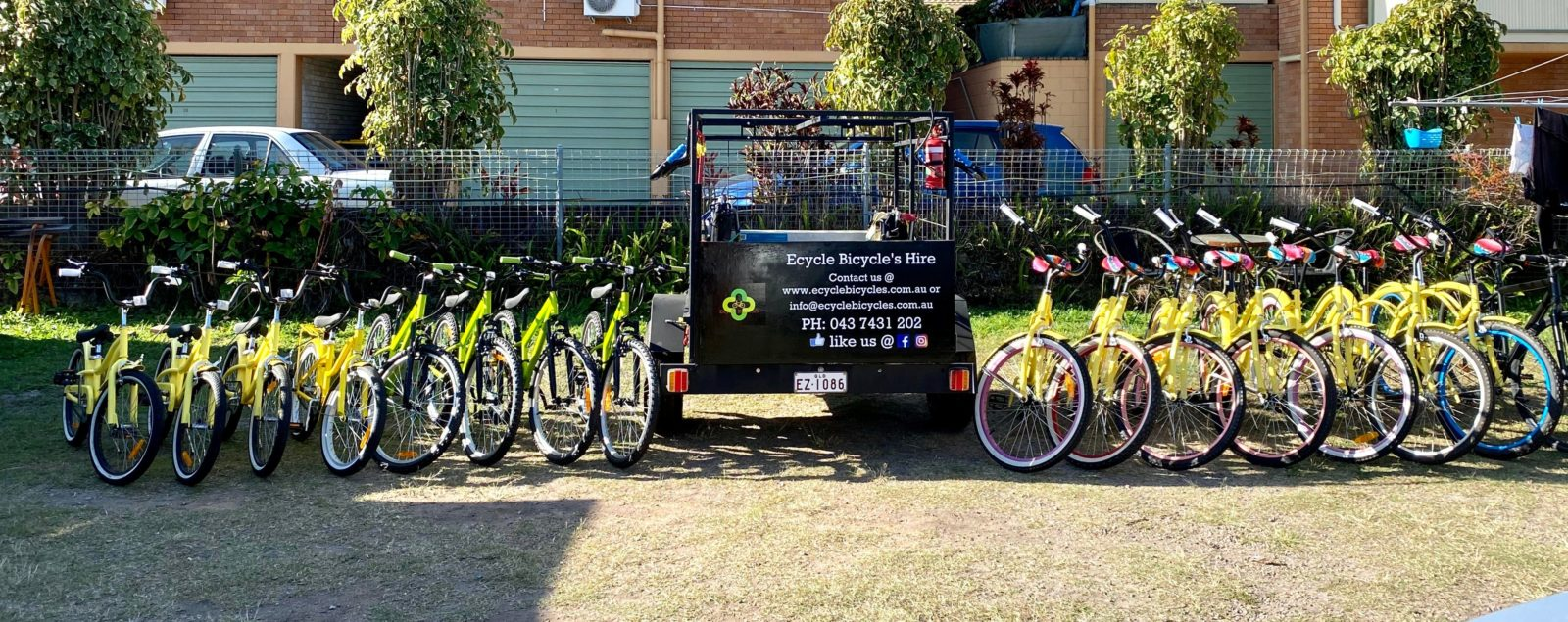 Welcome to Ecycle Bicycles Hire