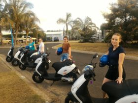 New scooters, training provided