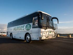 Murrays 28 Seat Coach