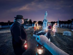Haunted Ipswich Ghost Tours