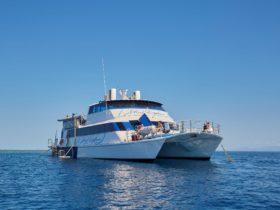 Reef Experience Vessel