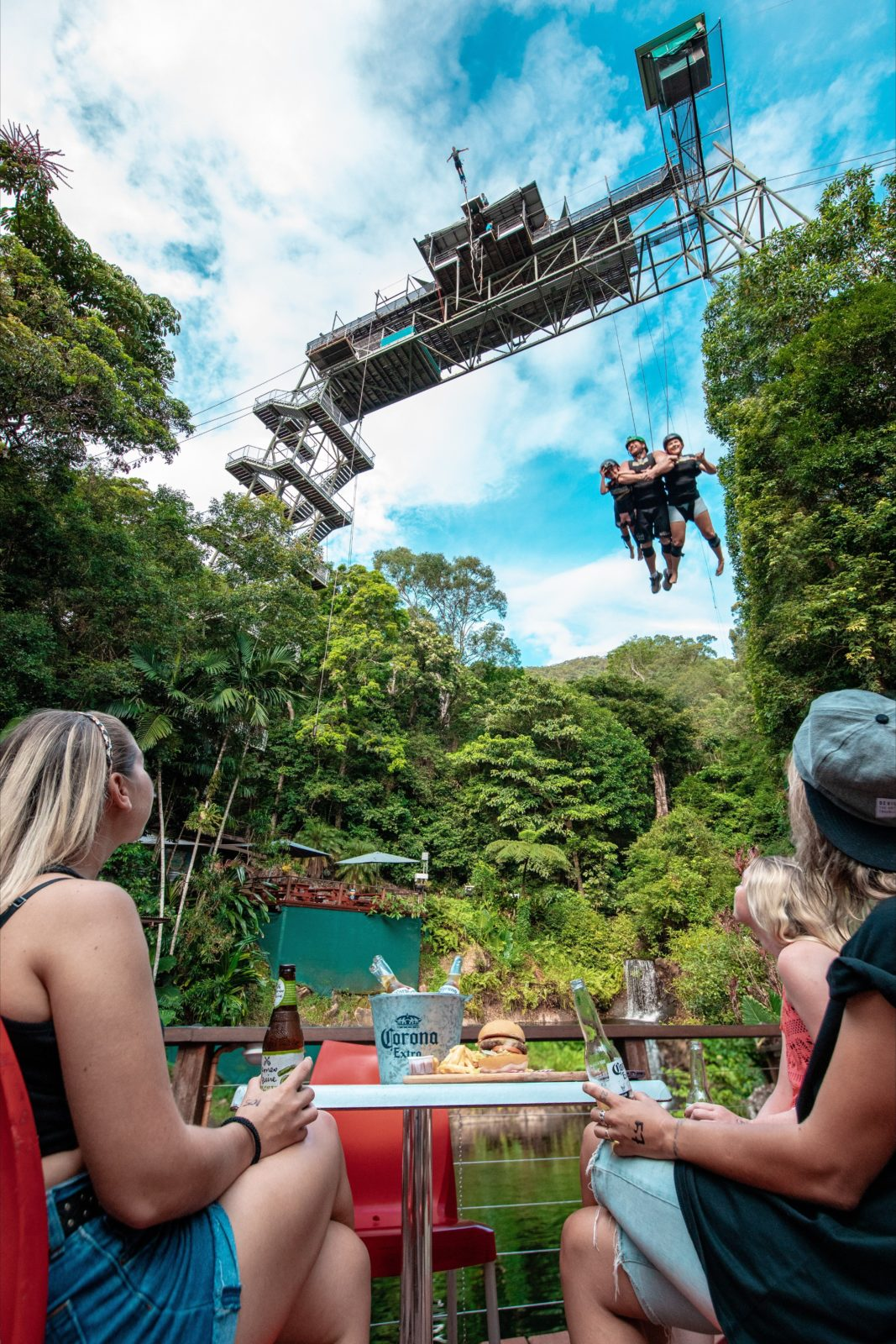 A look into the adventurous world of Skypark Cairns