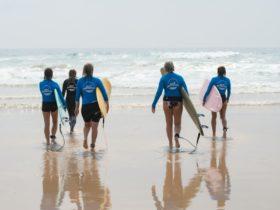 Surf Getaways Surf Clinic