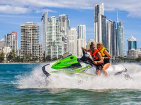 Only Jetski company in the heart of Surfers Paradise
