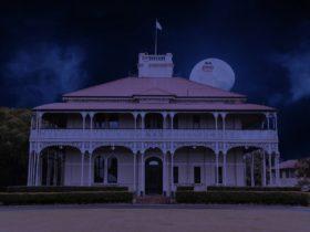 The Haunted Mansion Lantern Tours