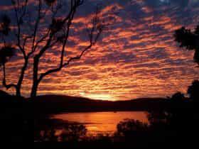 Stunning sunset!