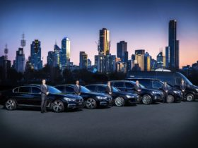 Hughes - Australia's chauffeur service - Luxury vehicle fleet