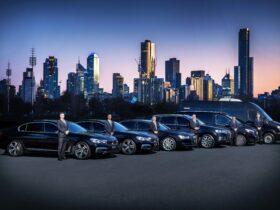 Hughes - Australia's chauffeur service - Luxury vehicle fleet