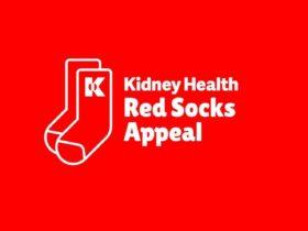 Brisbane Red Socks Walk