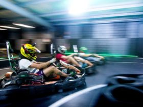 Slideways Go Karting Gold Coast