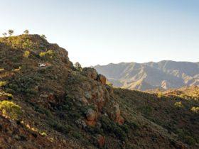 Ridge Top Tour, Arkaroola Wilderness Sanctuary
