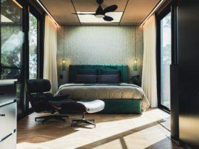 CABN X Giles Bedroom