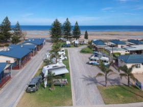 Beachfront Caravan Park