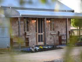 Frontage of Riverline Cottage