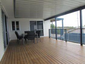 Large Deck Area