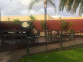 Westland Hotel Beer Garden