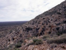 Mt Finke in Yellabinna Regional Reserve