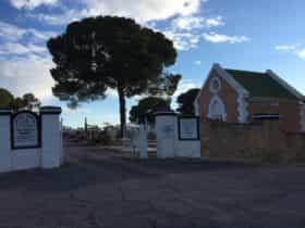 Moonta Cemetery