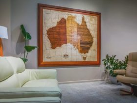 Wooden Oz Map