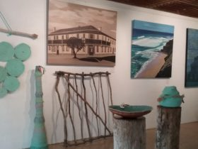 Salty Art Studio, Moonta Bay