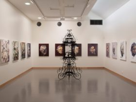 Ben Quilty exhibition