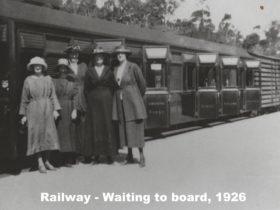 Clare Railway Station