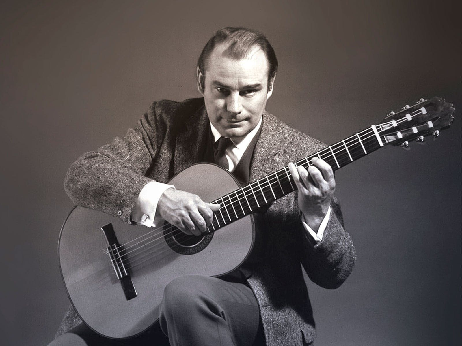 A tribute to Julian Bream with Paul Nash