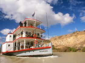 Australia Day PS Marion Short Cruises