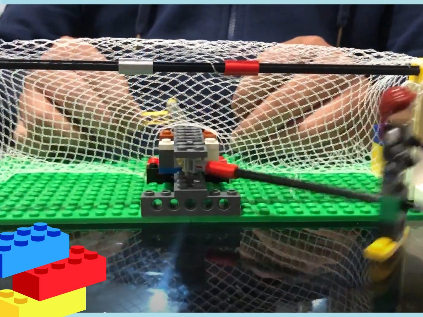 Basketball, soccer & more Lego models and games