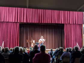 Country Music Concerts, Moonta - Graeme Hugo
