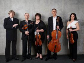 Goldner String Quartet & Piers Lane