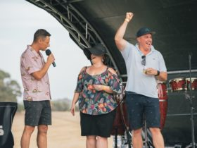Grapes of Mirth – Comedy & Wine in McLaren Vale – The Christmas Edition