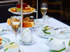 Promo Photo of High Tea with Bubbles
