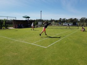 Elderton Wines Tennis Classic, Ashmead pairs face off in sibling rivalry