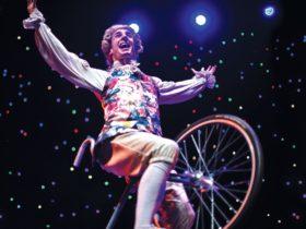 Wolfgang Magical Musical Circus