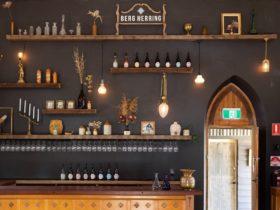 Berg Herring Cellar Door Bar