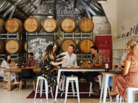 Claymore Wines' Leasingham Cellar Door
