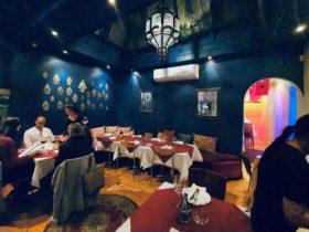 Marrakech Dining Room