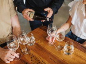 Pikes Wines Family Clare Valley Cellar Door Tasting Room